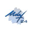 Logo UDAF 24