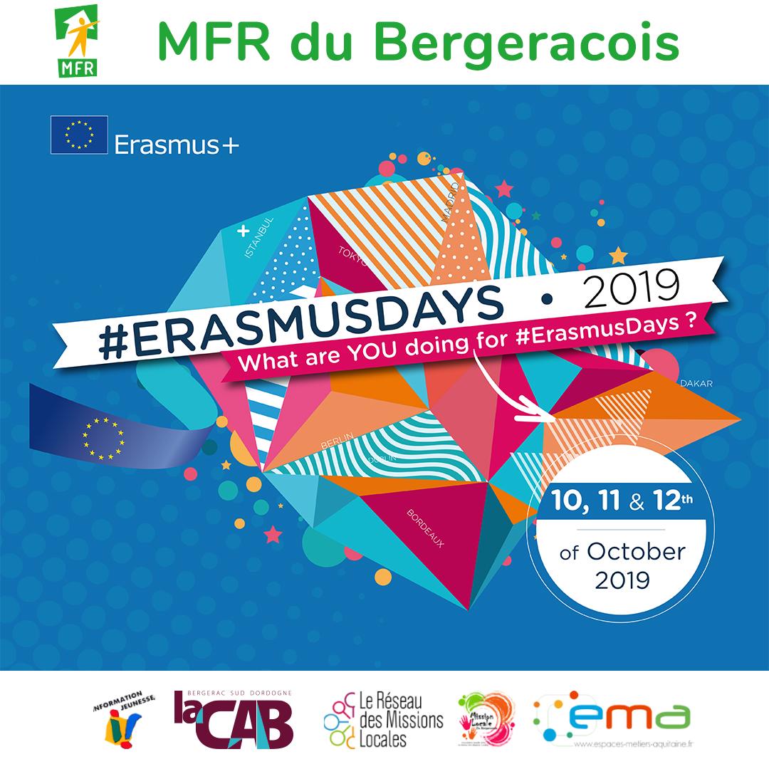 Erasmus Days 2019 !